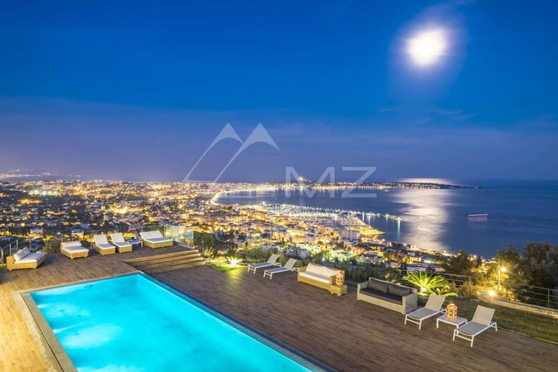 Cannes - Super Cannes - Somptueuse demeure - photo7