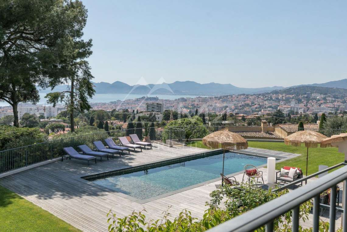 Cannes Californie - Vue mer - photo2