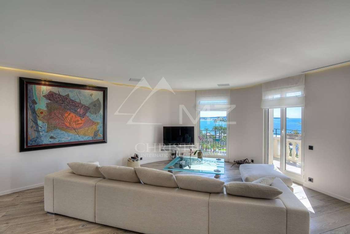 Cannes - Croisette - Exceptional penthouse - photo18