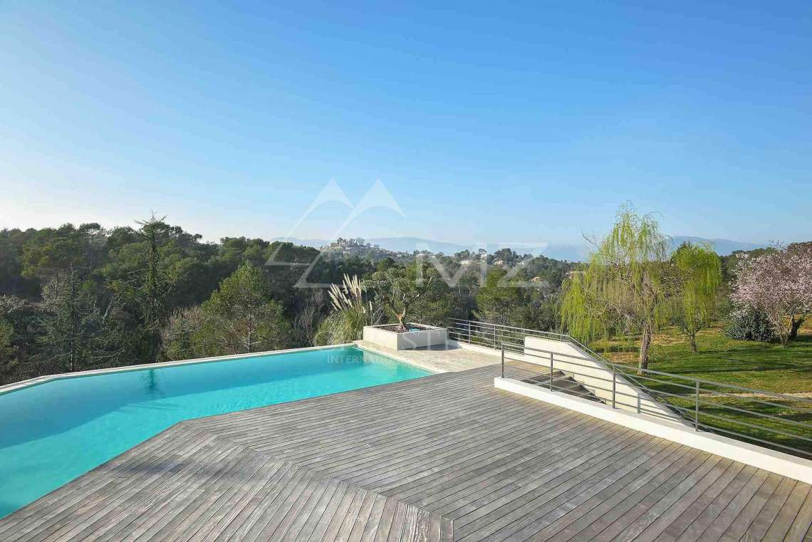 Mougins - Residential area - photo3