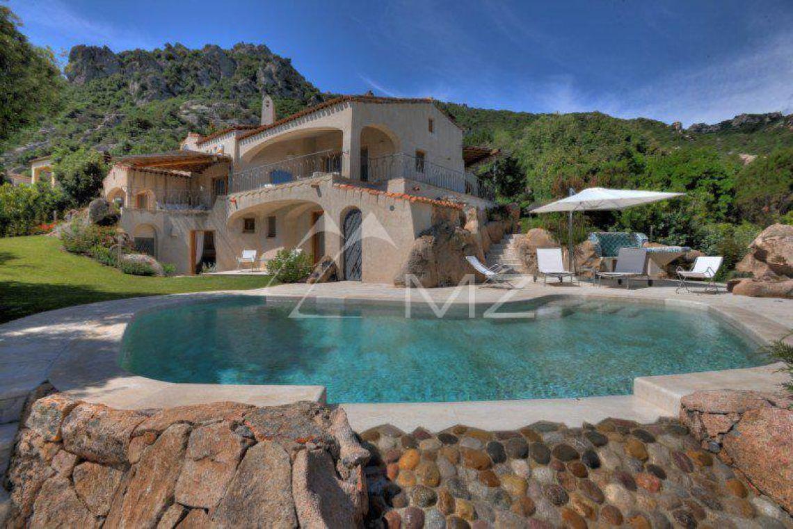 Italie - Porto Cervo - Charmantes villas neuves - photo4