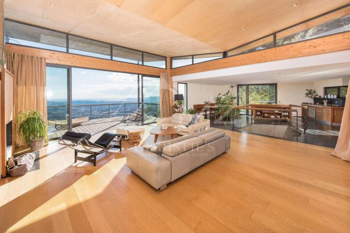 Arrière-pays cannois - Villa contemporaine avec vue - photo17