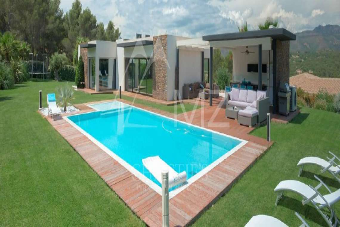 Close to Cannes - Charming contemporary villa - photo2