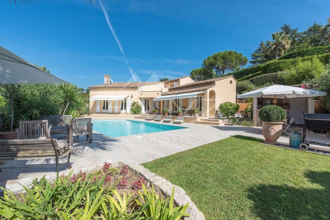 Mougins - Bright provencal villa - Gated estate - photo1