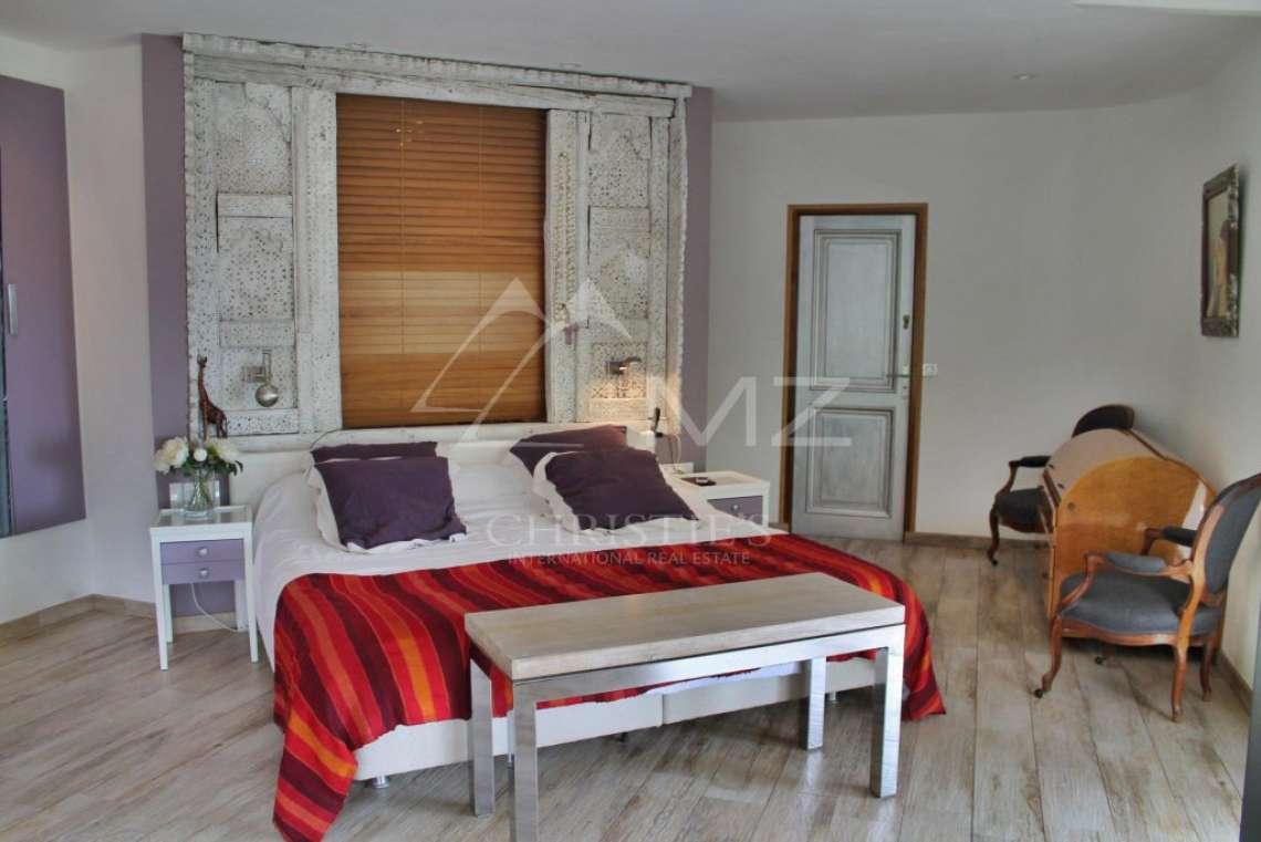 Proche Saint-Paul de Vence  - Ravissante villa de style colonial - photo20