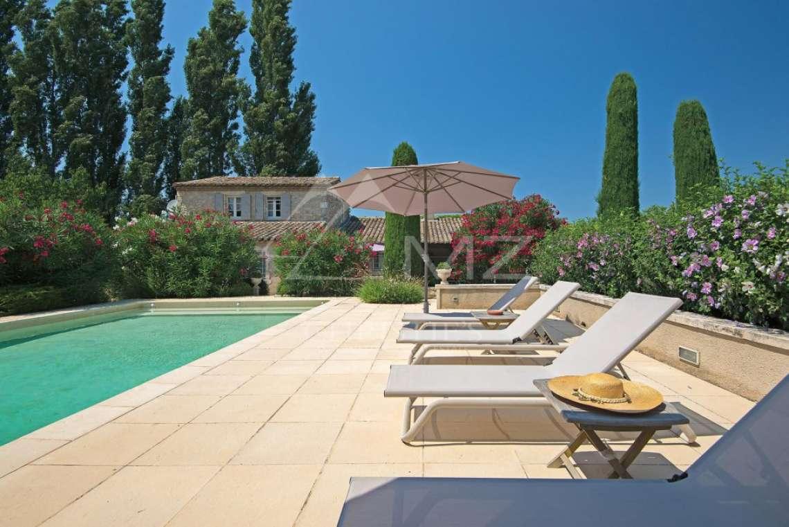 Eygalières - Elegant property - photo9