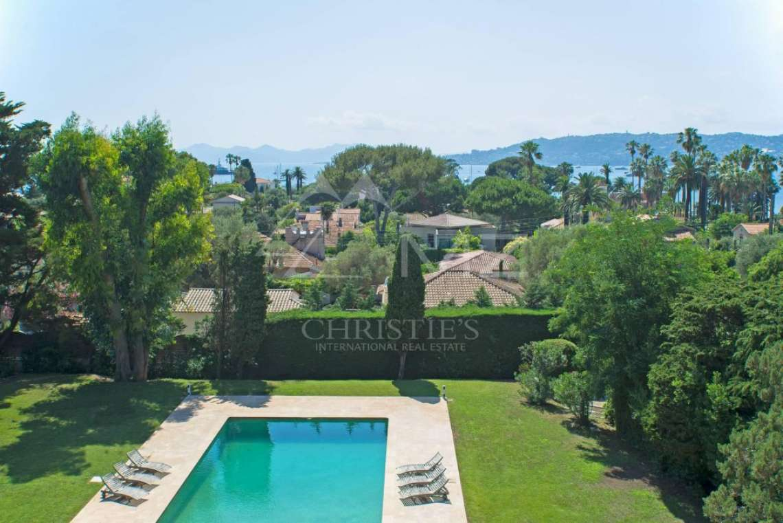 Cap d'Antibes - Villa de style provençal - photo2