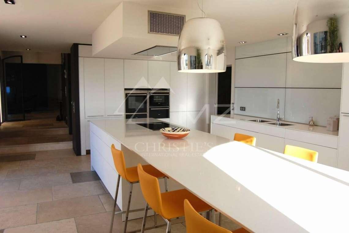 Gordes - Belle maison contemporaine avec vue sur le Luberon - photo5