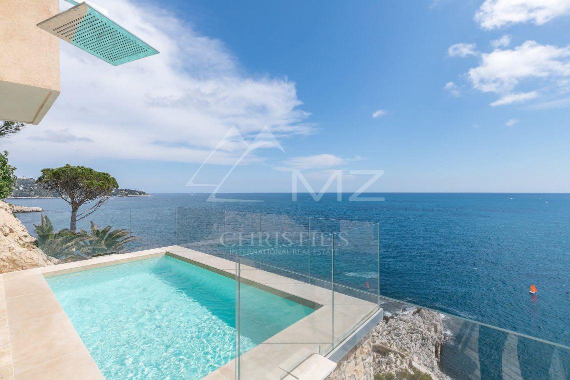 Nice - Cap de Nice - Duplex pieds dans l'eau - photo7