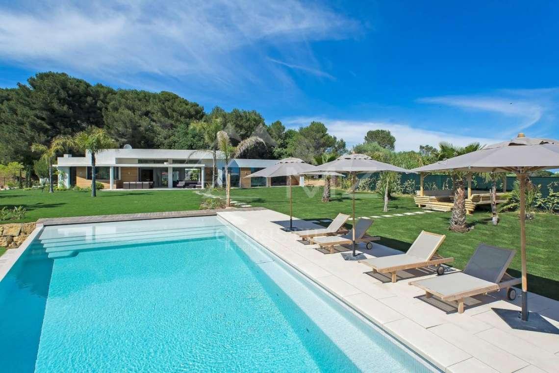Antibes - Villa californienne avec vue mer - photo1