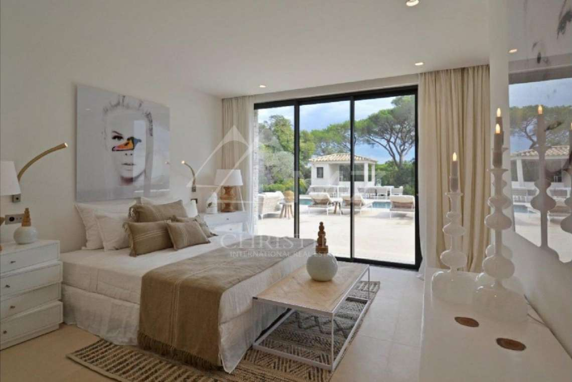 Belle villa entre Pampelonne et Saint-Tropez - photo7