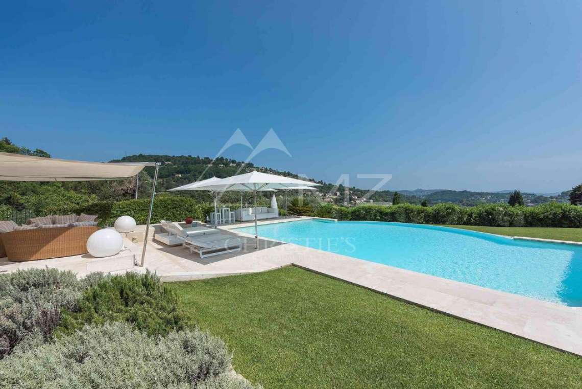 Cannes back country -  Panoramic view - photo2