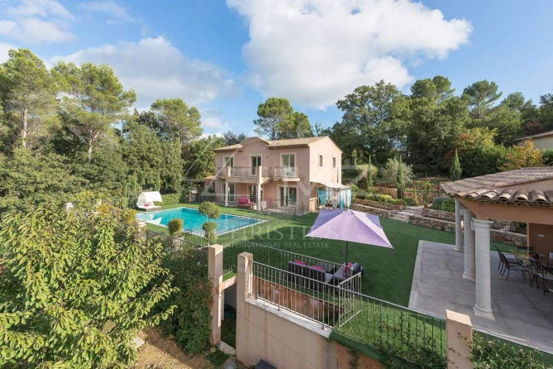 Arrière-pays cannois - Villa moderne proche commodités - photo1