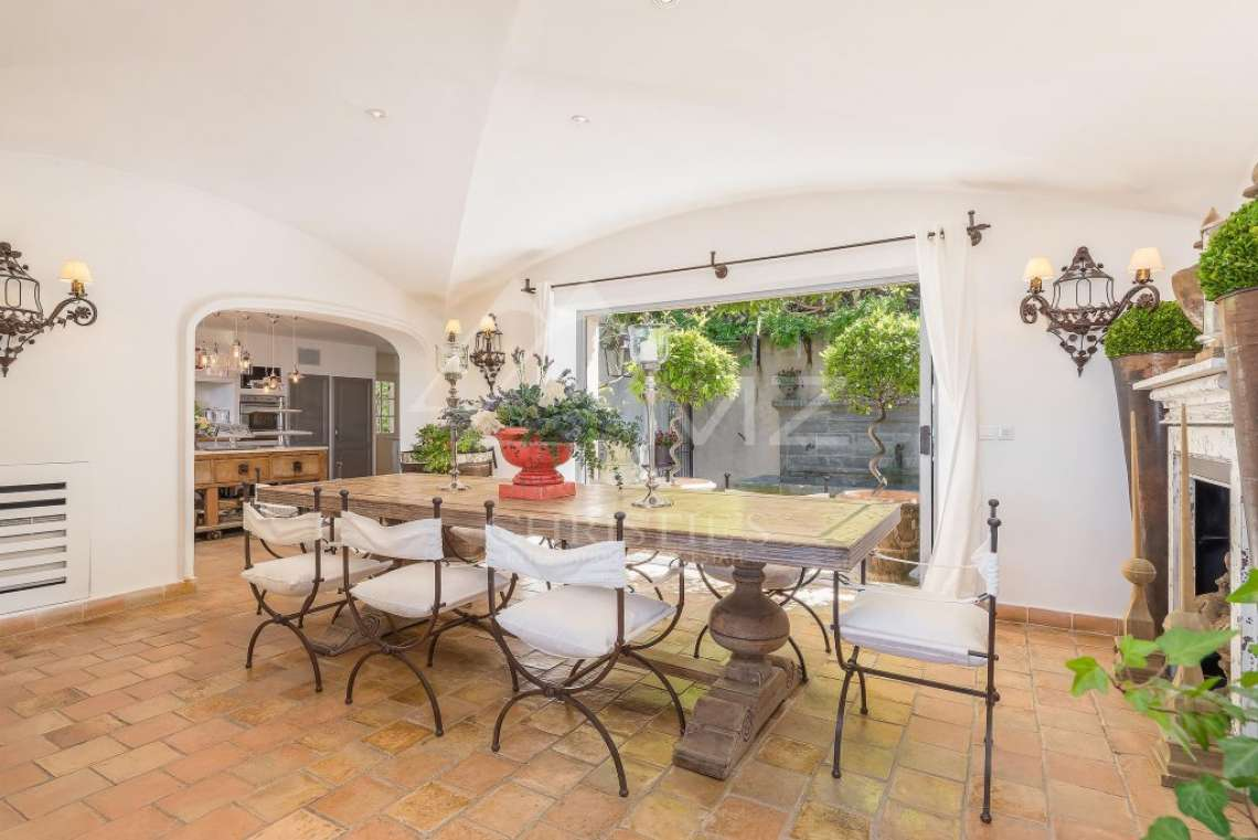 Close To Saint-Tropez - Magnificent Property with fantastic view onto Pampelonne - photo8