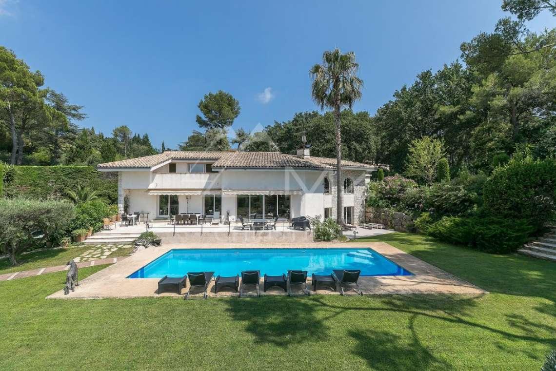 Mougins - Belle villa dans domaine privé - photo3