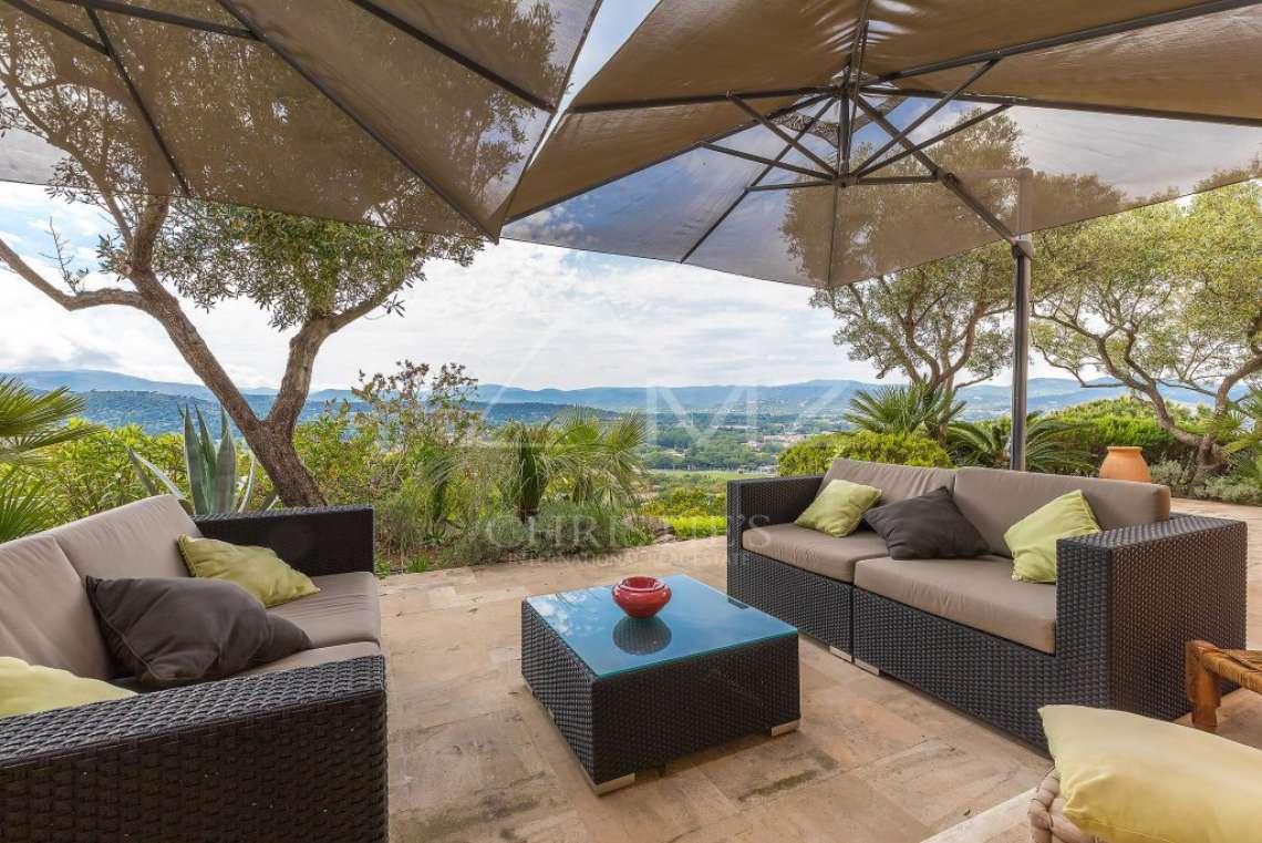 Beautiful contemporary villa close to Saint-Tropez - photo7