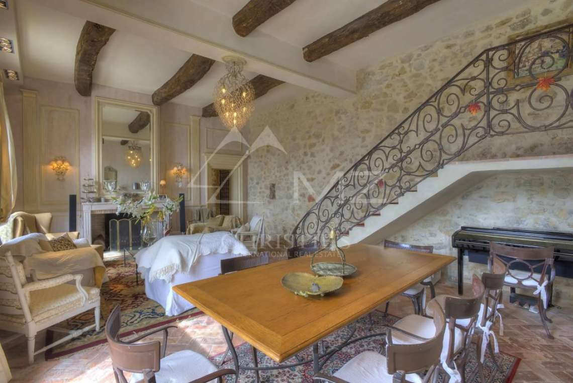 Cannes backcountry - Historic property - photo15