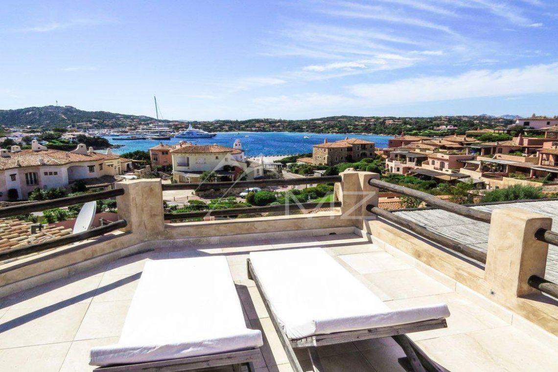 Italie - Porto Cervo - Sardaigne Gallura - Unique appartement de 2 étages - photo13