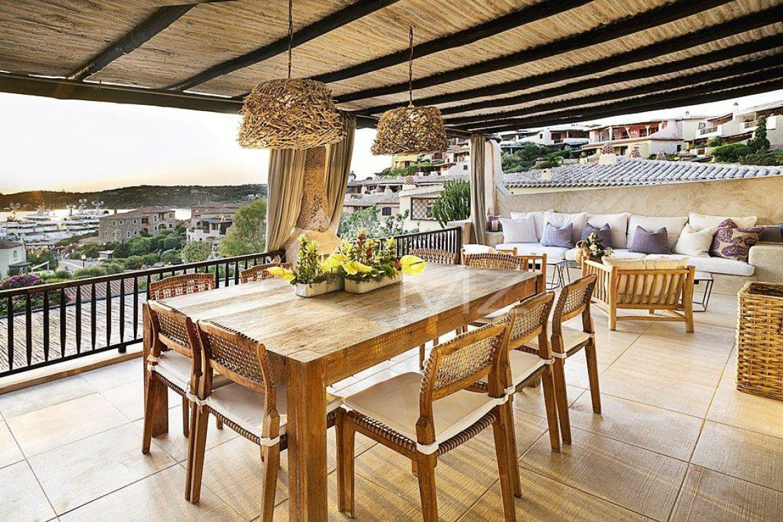 Italie - Porto Cervo - Sardaigne Gallura - Unique appartement de 2 étages - photo4