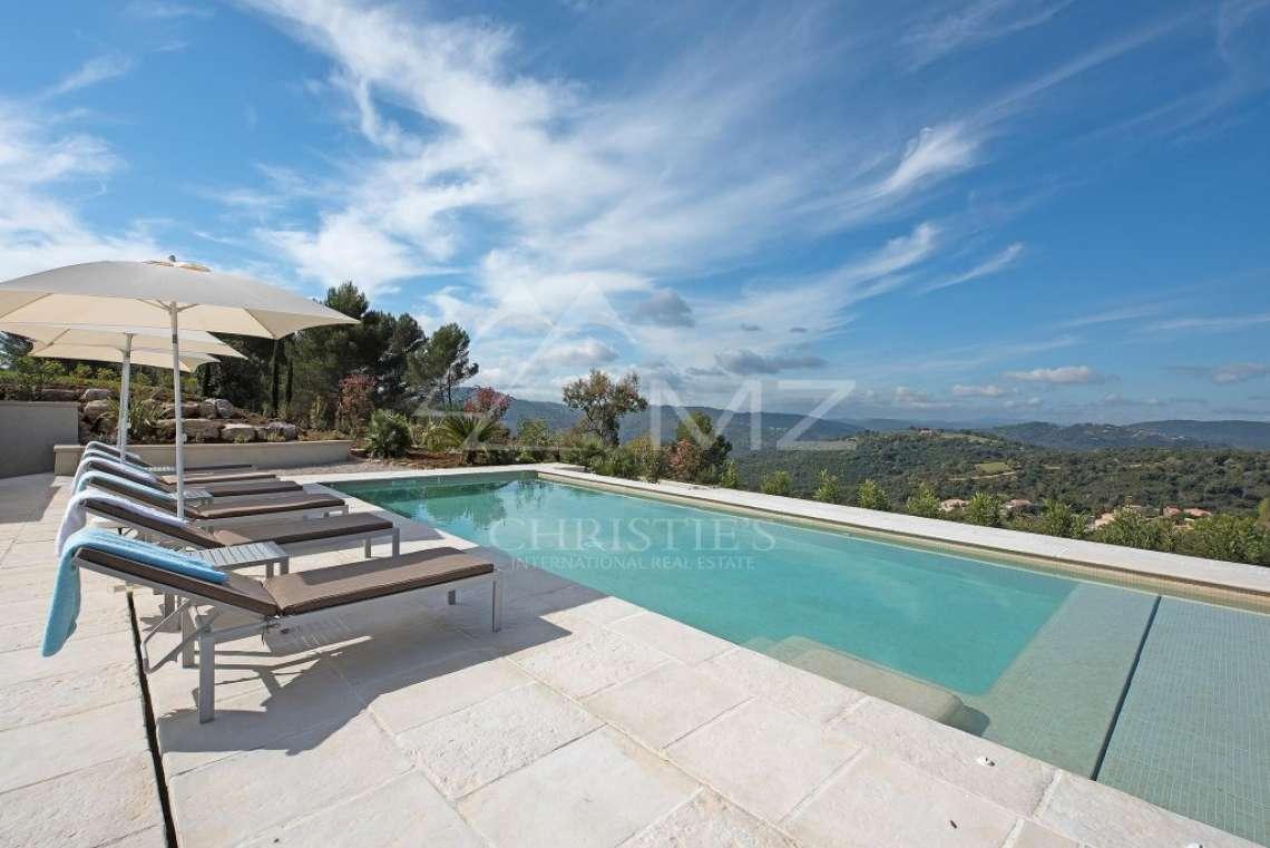 Arrière-pays cannois - Villa neuve - photo2