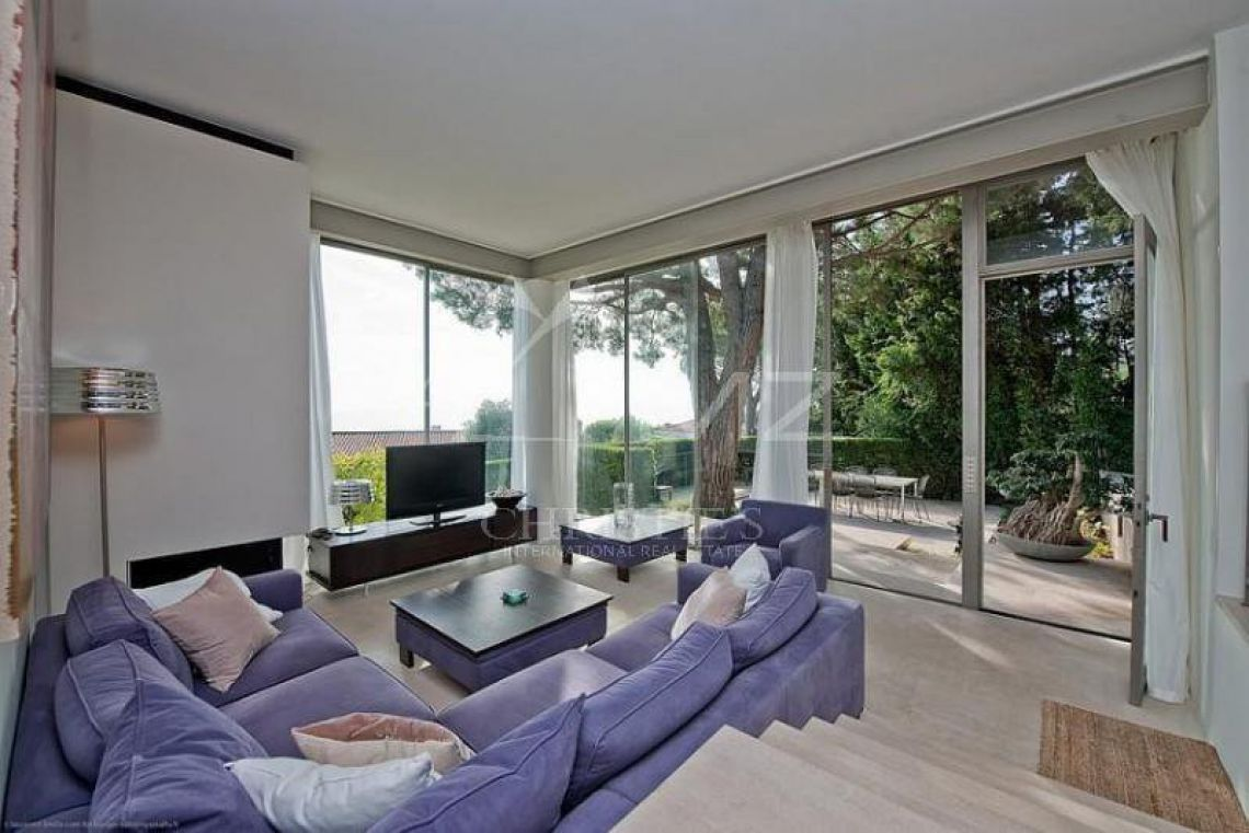 Saint-Jean Cap Ferrat - Modern sea view villa - photo3