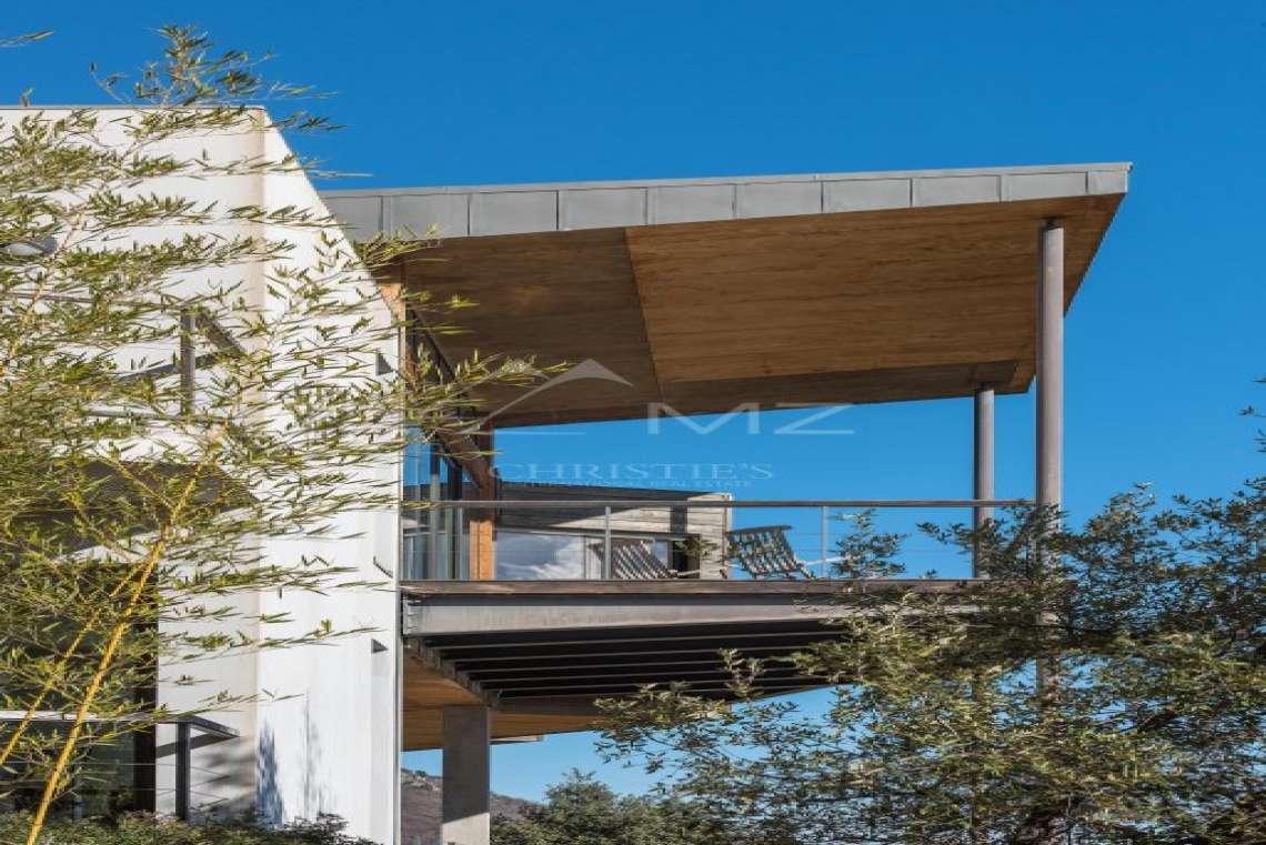 Arrière-pays cannois - Villa contemporaine avec vue - photo8