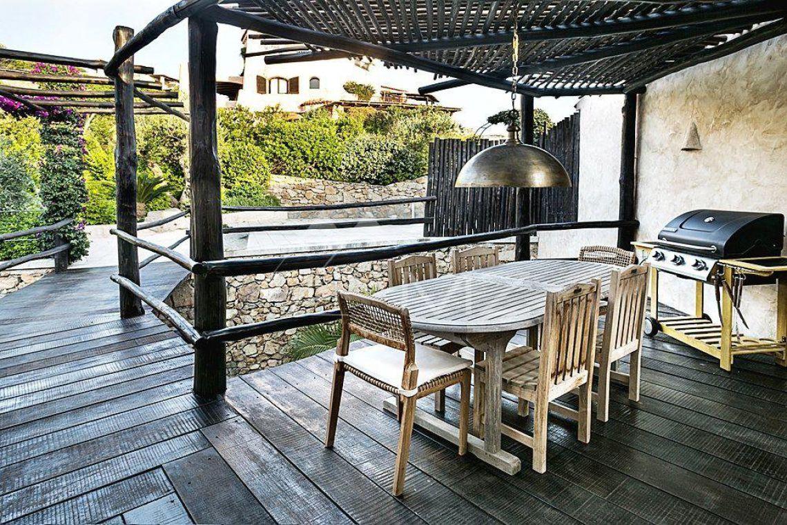 Italie - Porto Cervo - Sardaigne Gallura - Unique appartement de 2 étages - photo3