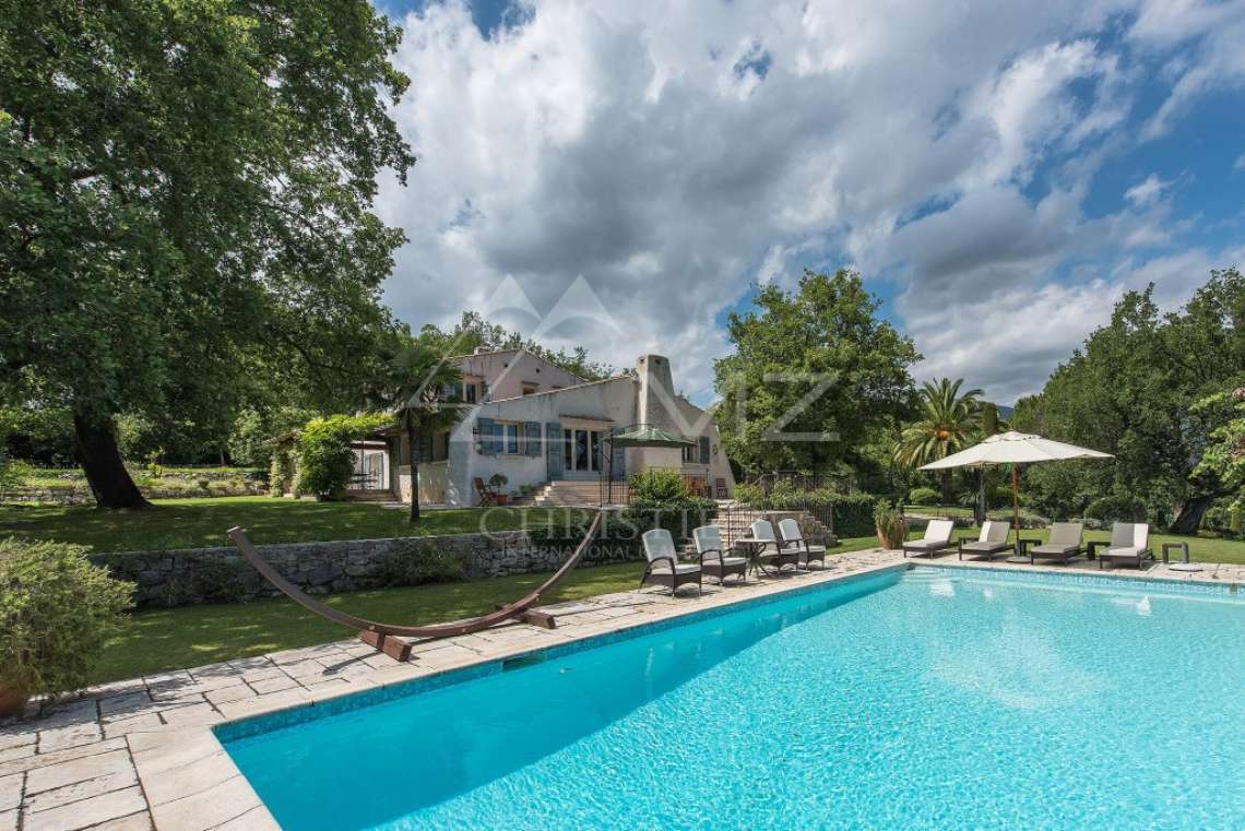 Cannes backcountry - Superbe property in calm environment with pool - photo6