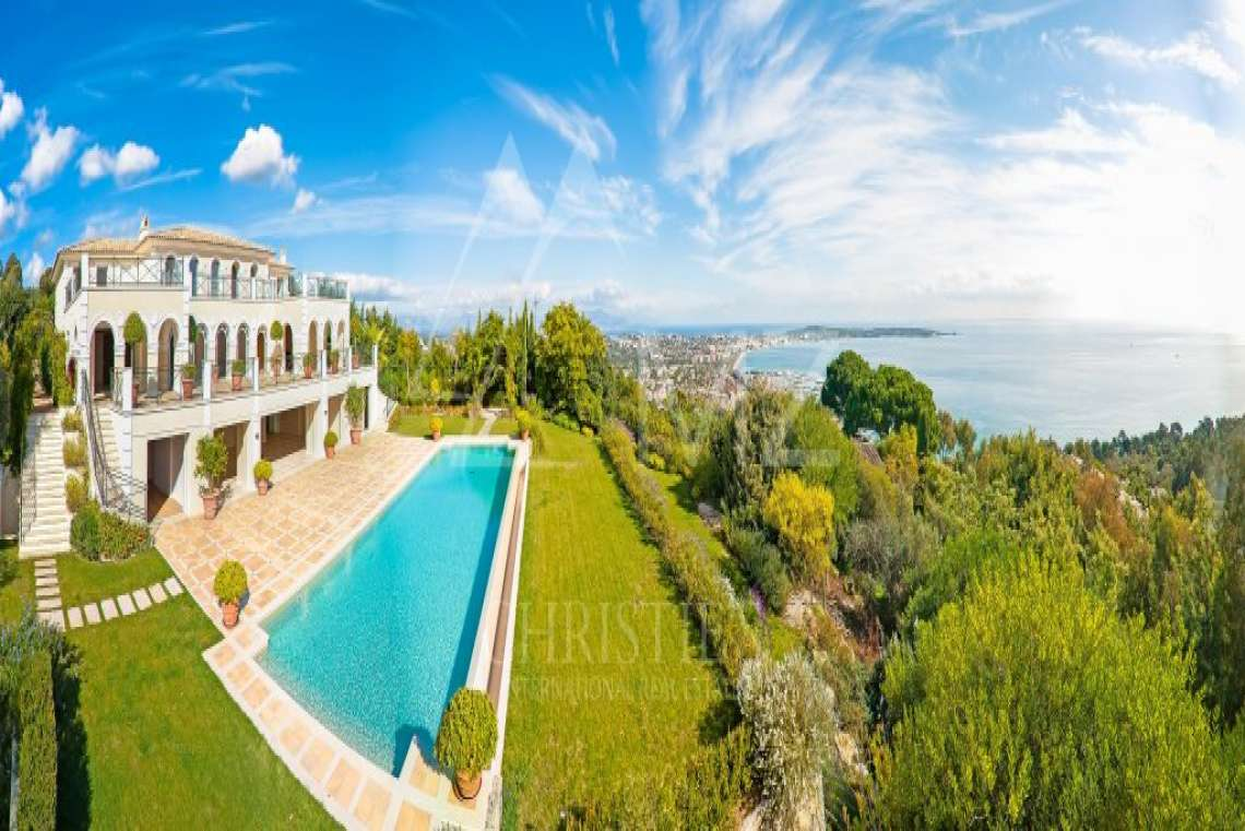 Super Cannes - Florentine style new property - photo2