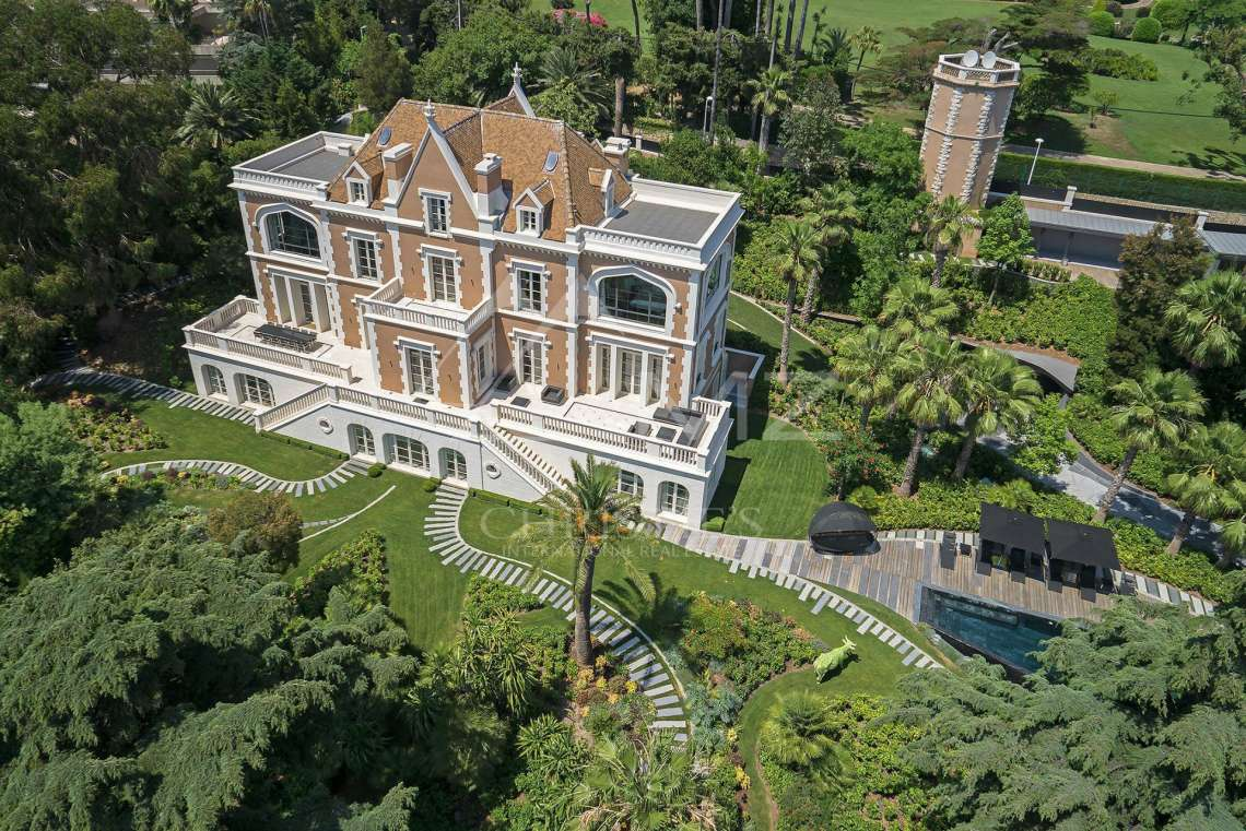 Cannes - Château Soligny - photo2