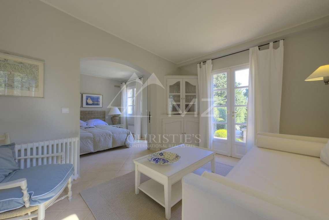 Saint-Tropez - Provençal property with sea view - photo8