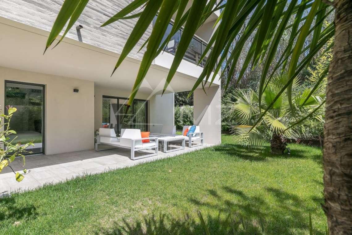 Saint Tropez Centre - Appartement avec jardin - photo1