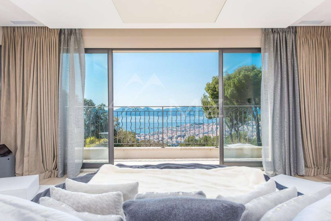Cannes - Californie - Panoramic sea view - photo8