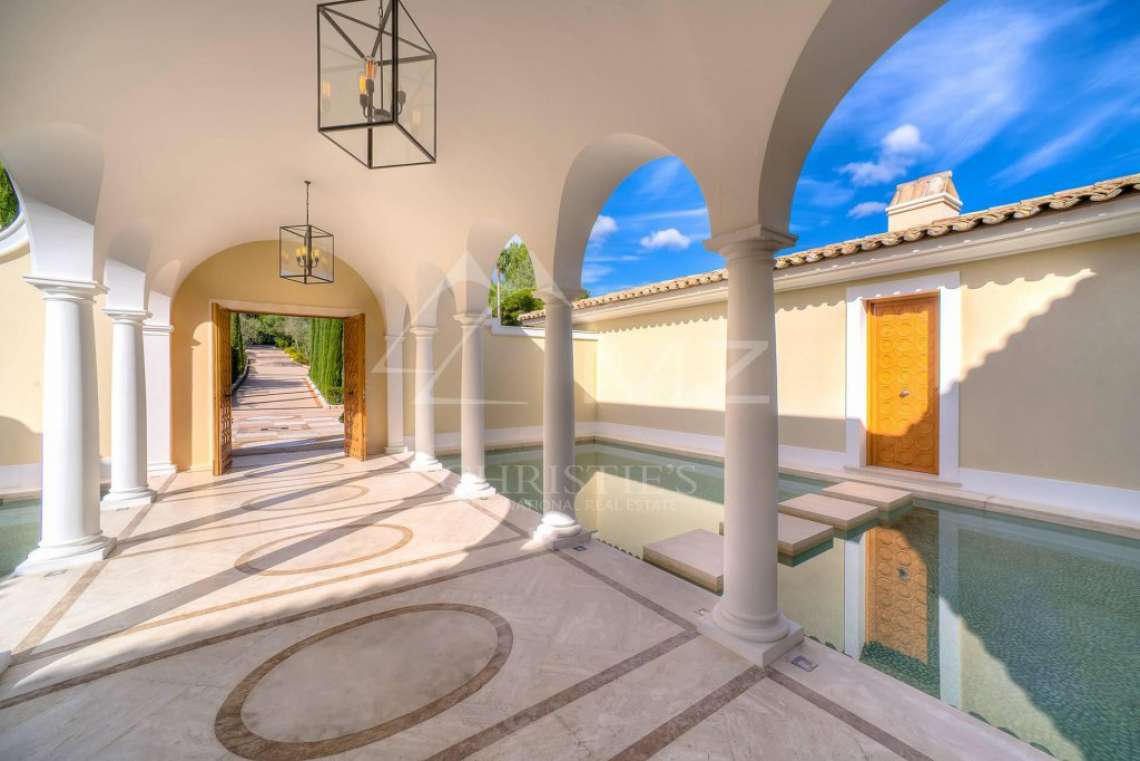 Super Cannes - Florentine style new property - photo5