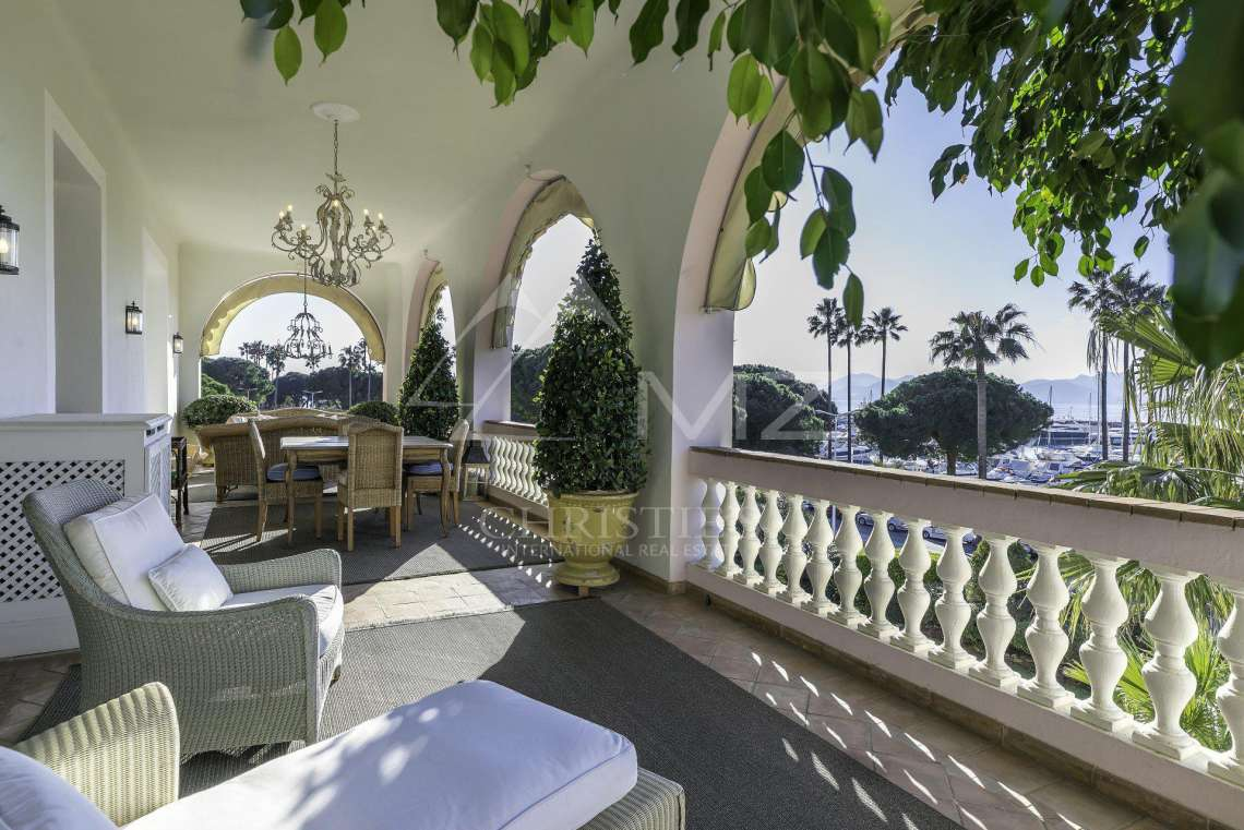 Cannes - Croisette - Exceptional apartment - photo2