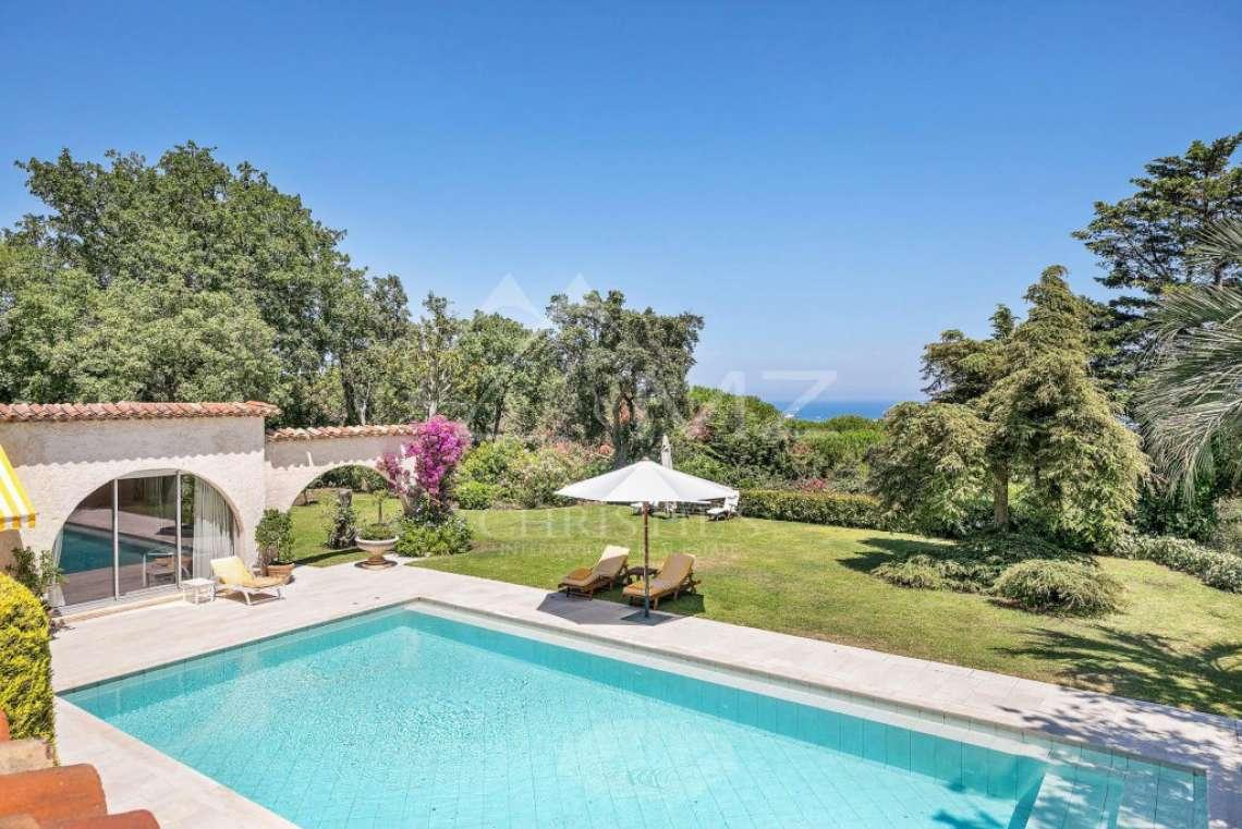 Pampelonne - Beautiful sea view property - photo2