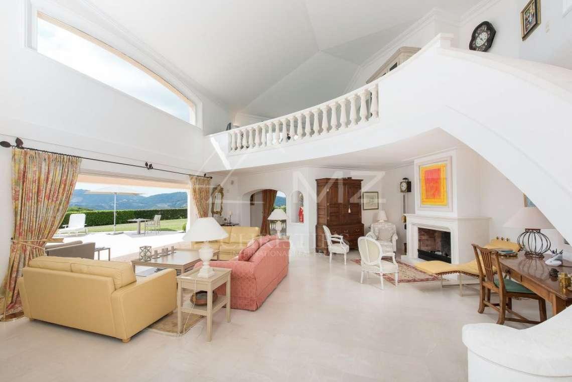 Arrière-pays cannois - Villa d'architecte avec vue panoramique - photo10