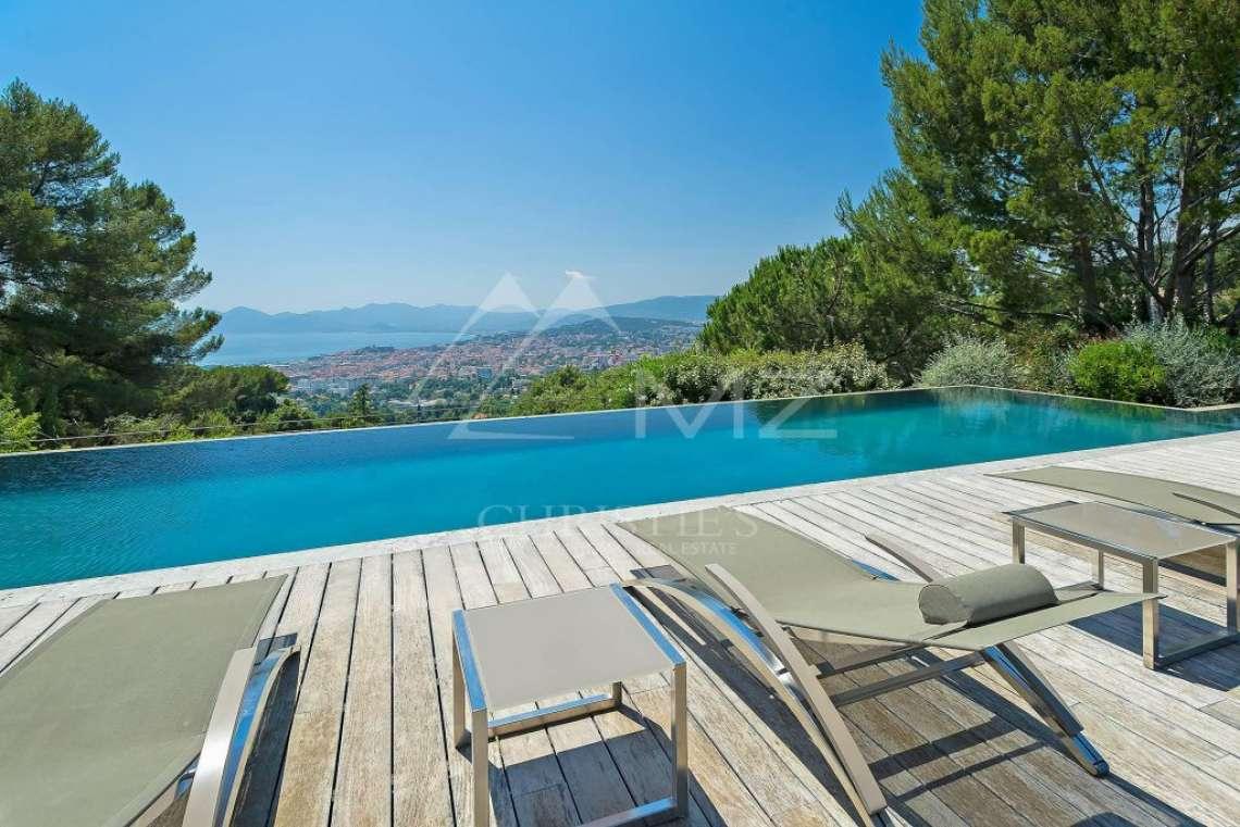 Cannes - Californie - Propriété d'architecte - photo5