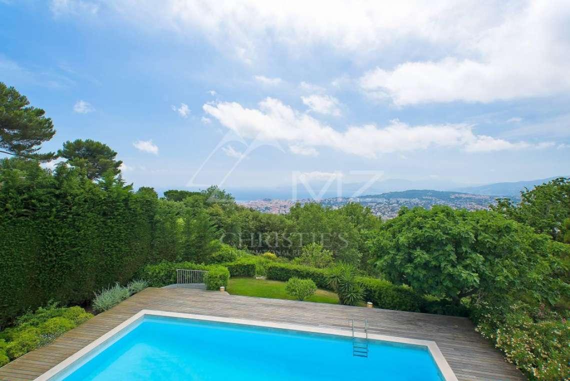 Proche Cannes - Sur les hauteurs - Quartier résidentiel et calme - photo2