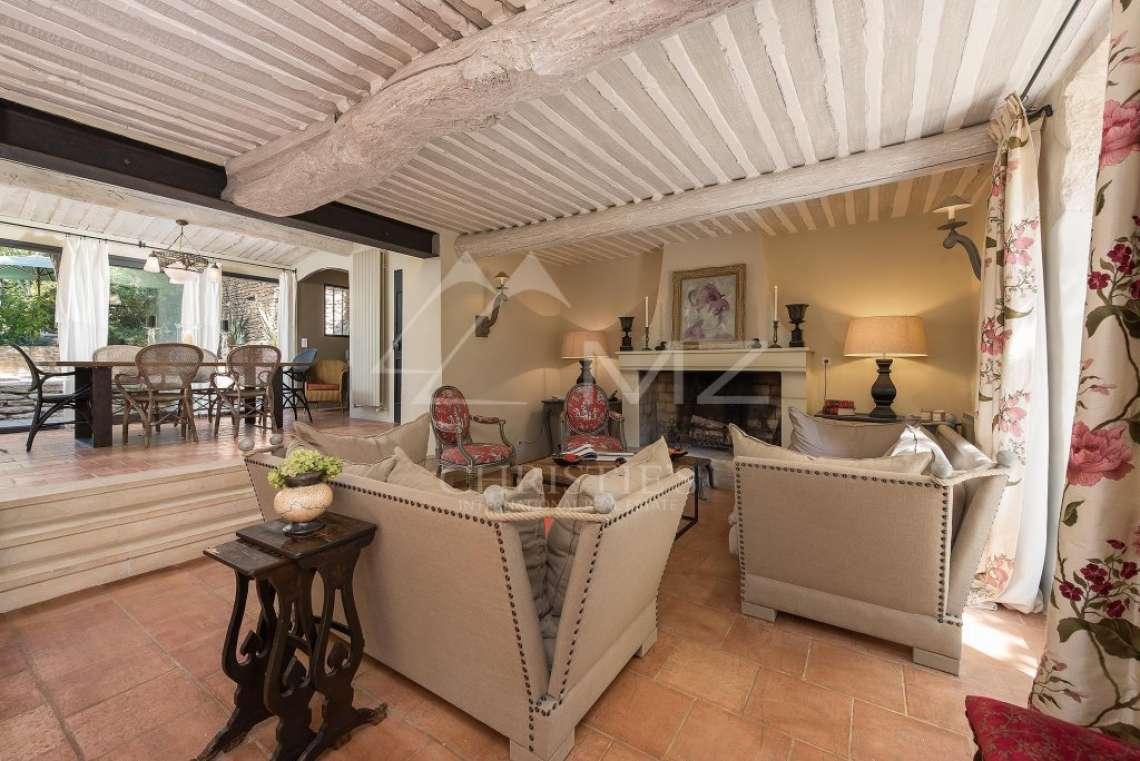 Gordes - Superbe maison de hameau - photo11
