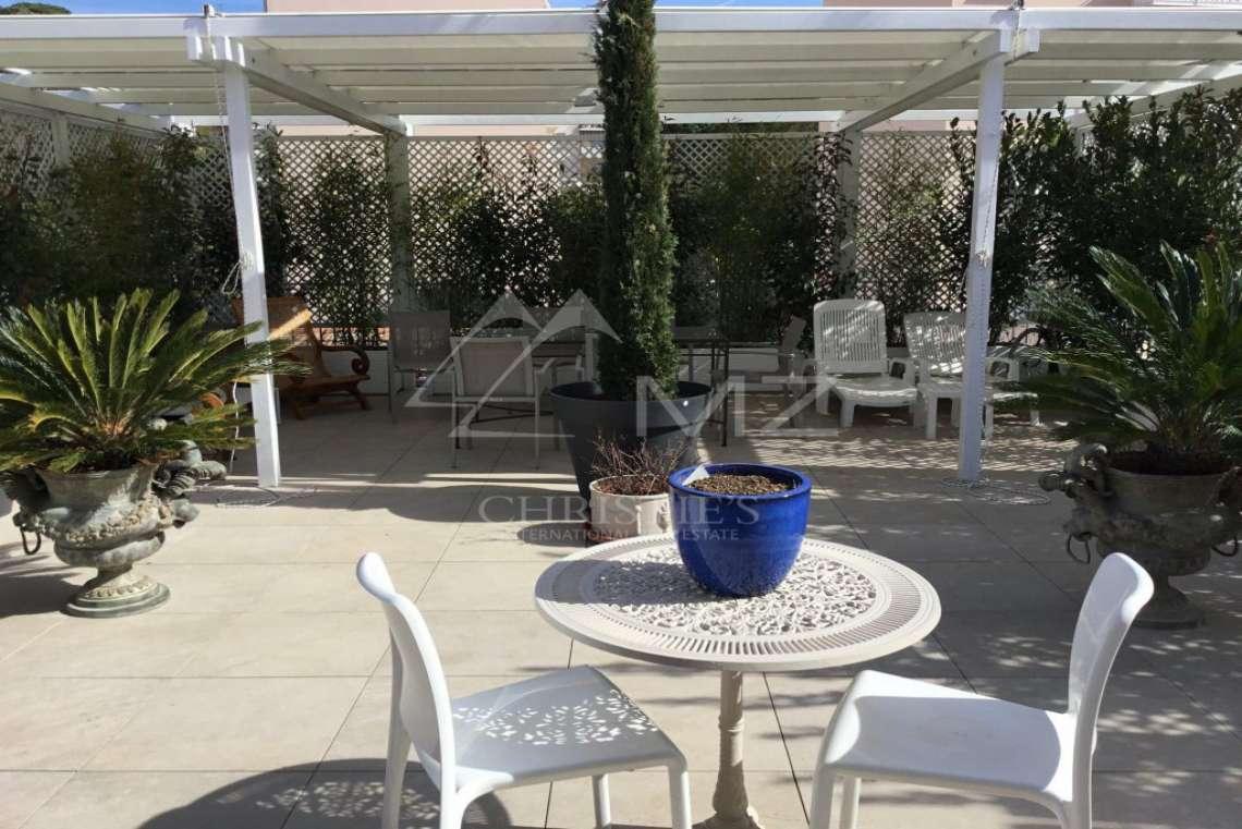 Cannes - Bas Croix des Gardes - Villa de toit - photo11