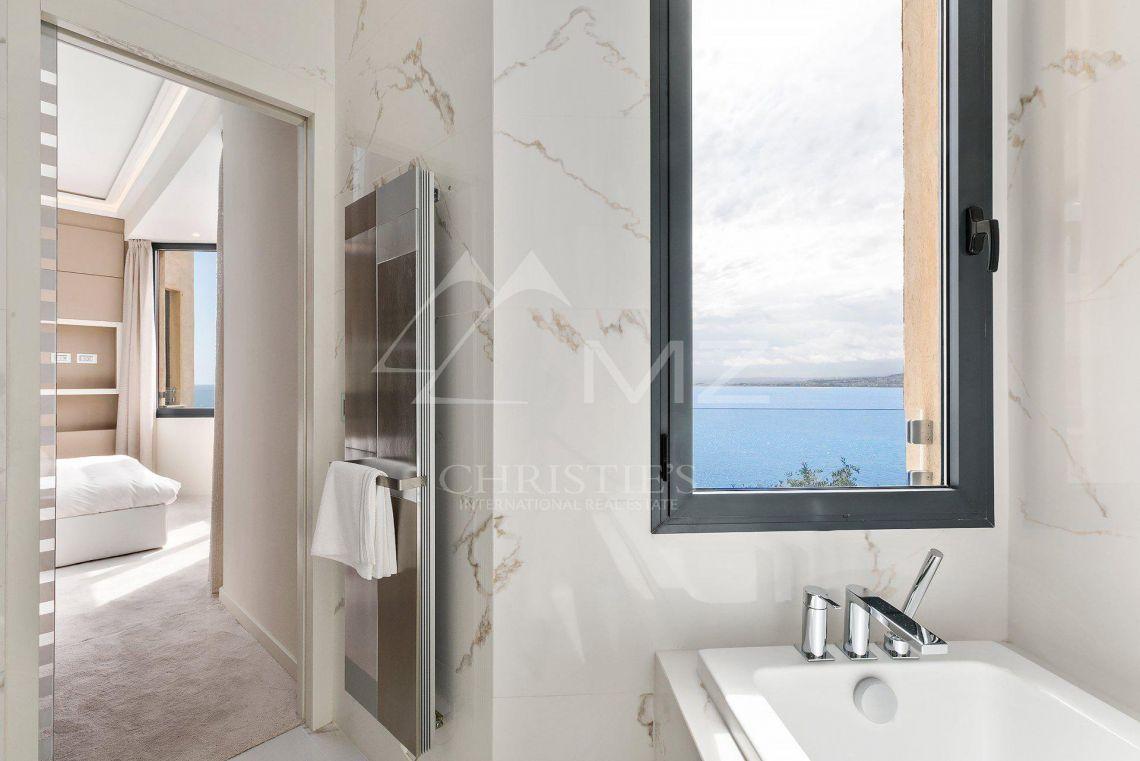 Nice - Cap de Nice - Unique Art- Deco propriété pieds dans l'eau - photo14