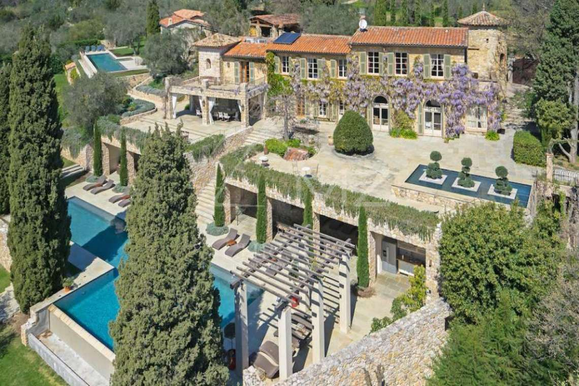 Cannes backcountry - Historic property - photo2