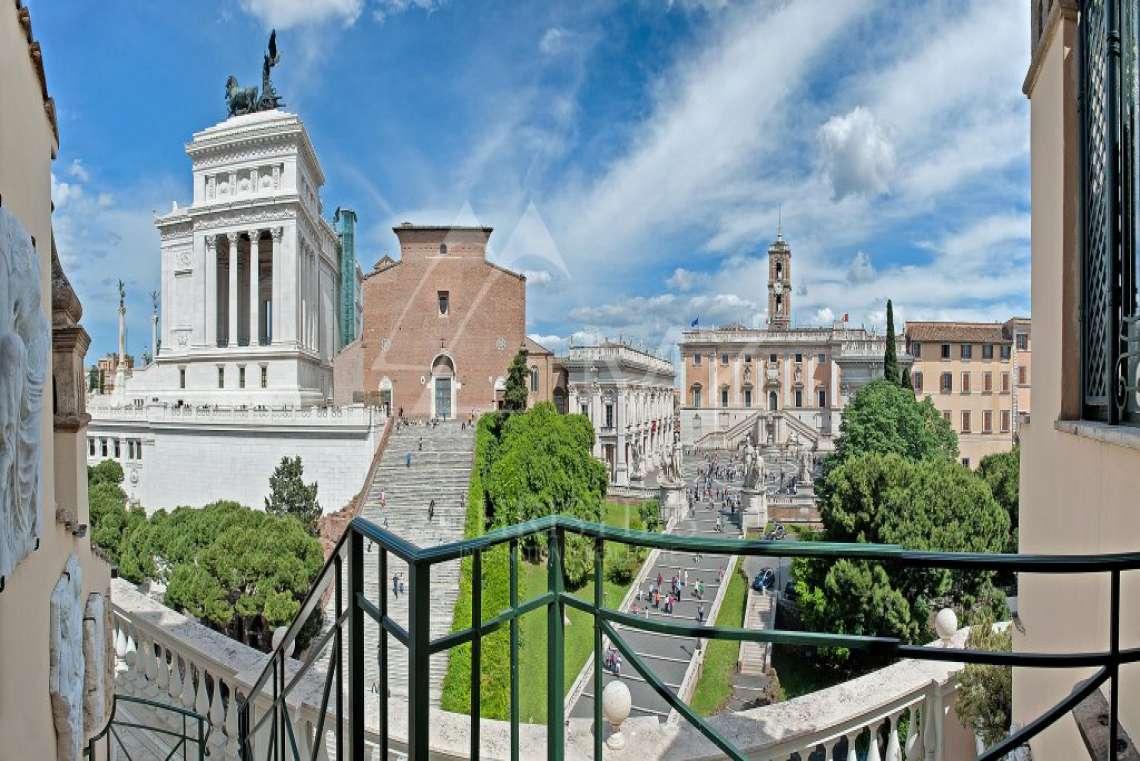 Италия - Рим - Роскошный пентхаус в самом сердце Рима - photo1