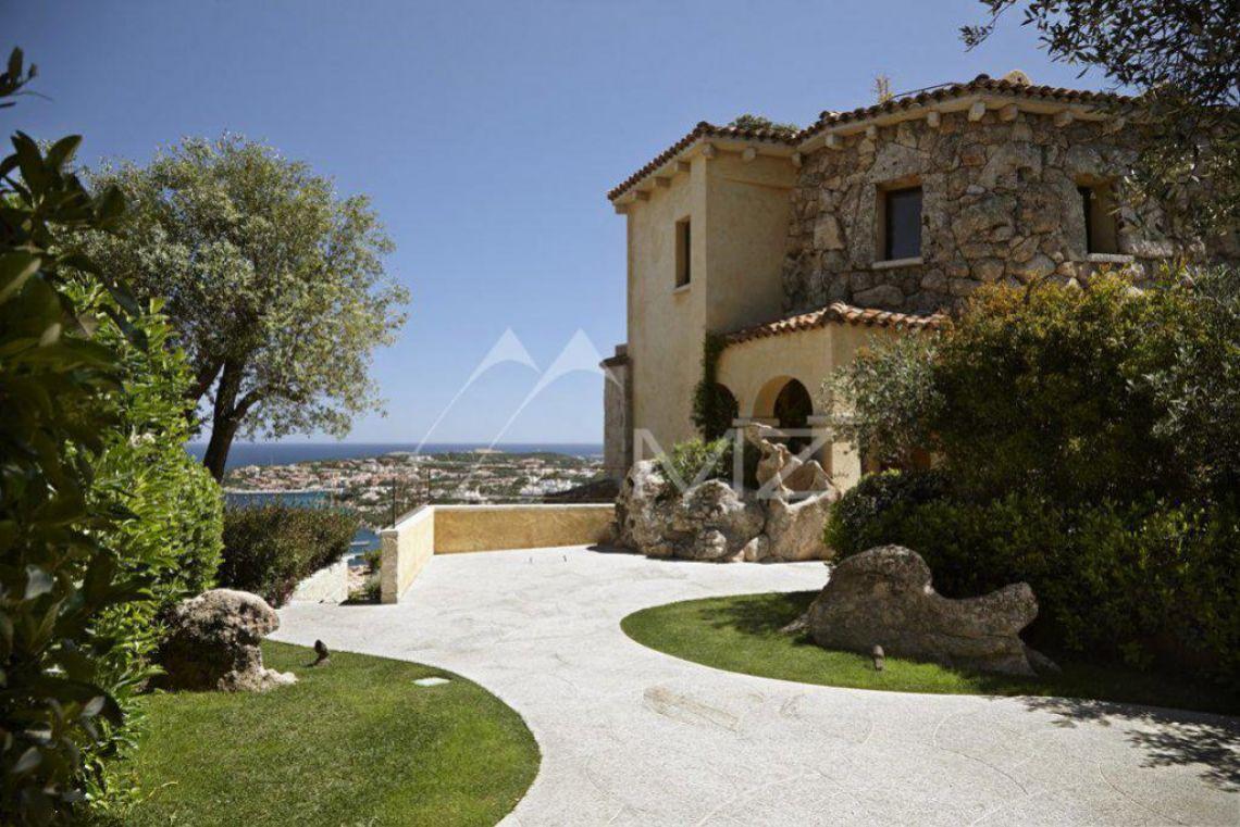 Италия - Порто Черво - Проект исключительной резиденции - photo5