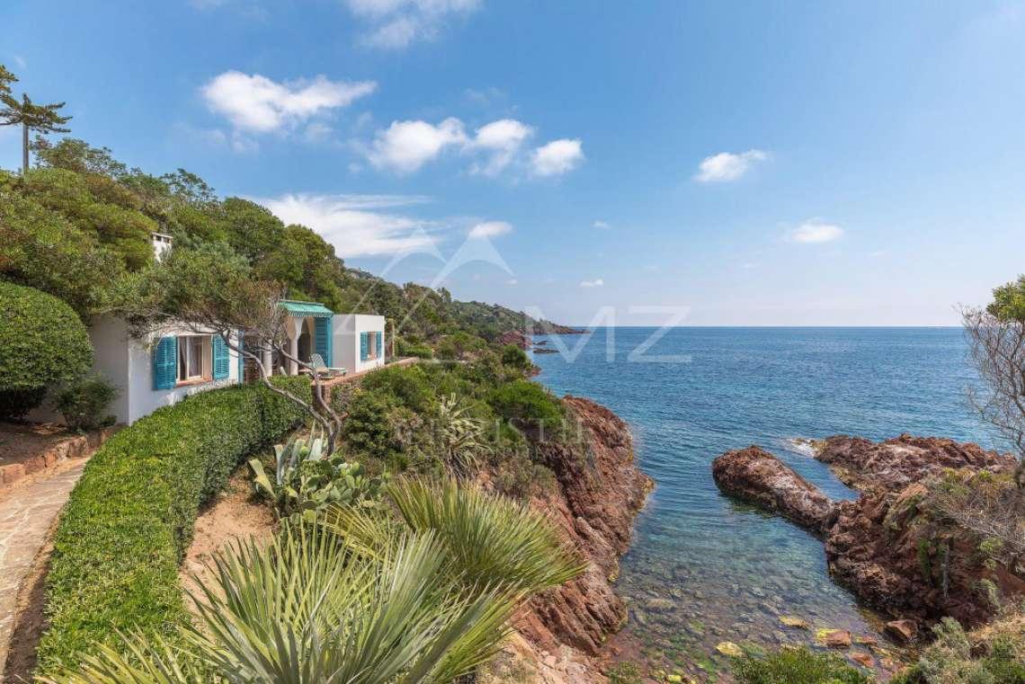 Théoule sur Mer - Waterfront property - photo1