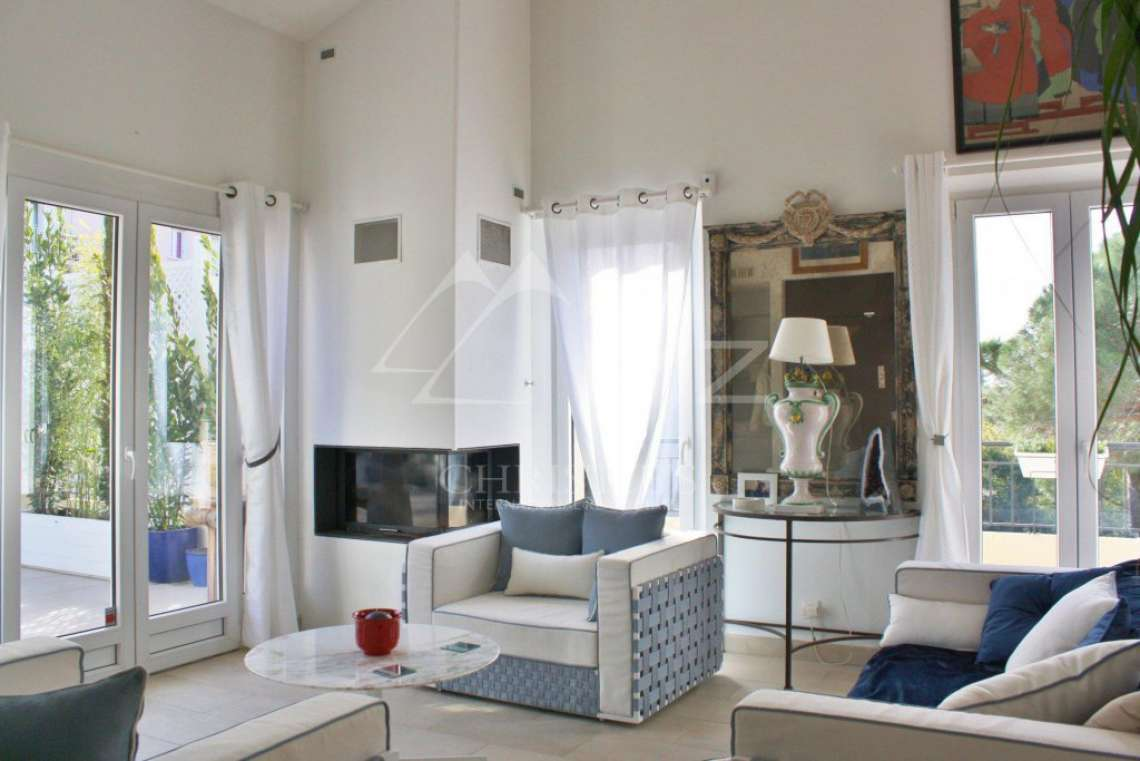 Cannes - Bas Croix des Gardes - Villa de toit - photo5