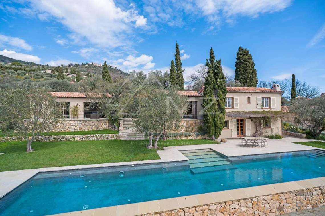 Cannes backcountry - Historic property - photo7
