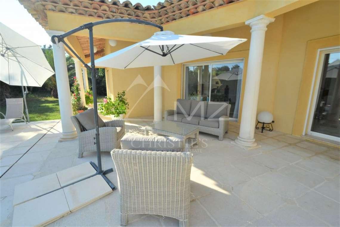 Vence - Recent villa on flat grounds - photo3
