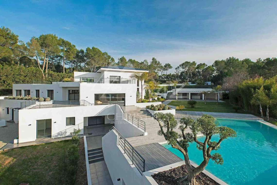 Mougins - Residential area - photo1